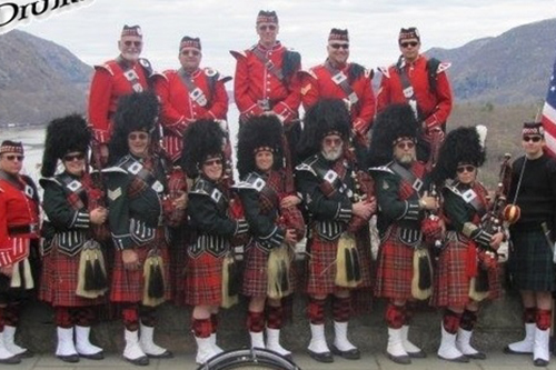 The Rochester Scottish Pipes and Drums