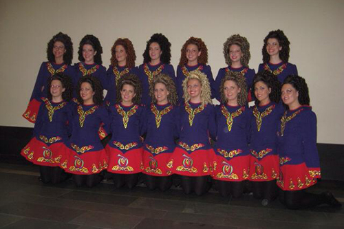 The Drumcliffe School of Irish Dance