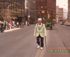 1980 Rochester St Patrick's Day Parade