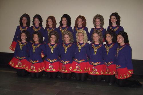 The Drumcliffe School of Irish Dance
