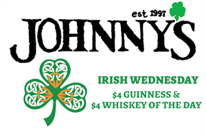 Johnny's Irish Wednesday